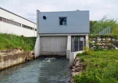 WKA Elbemühle  St. Pölten / NÖ