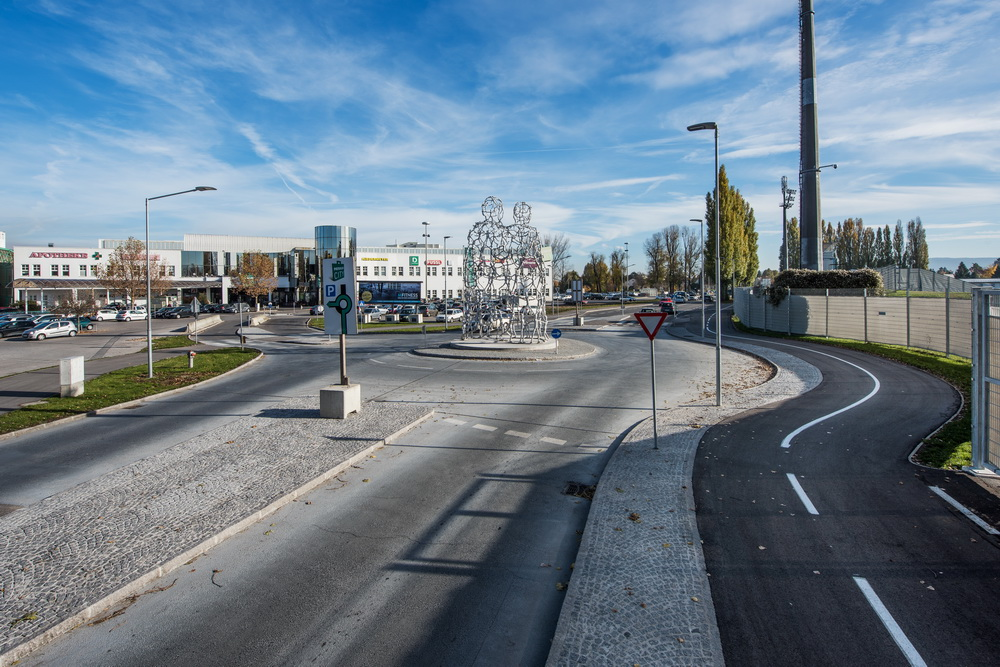 Merkur-City  Wr. Neustadt / NÖ