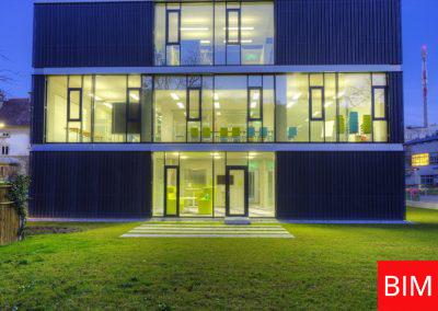 Bürogebäude GVU  St. Pölten / NÖ