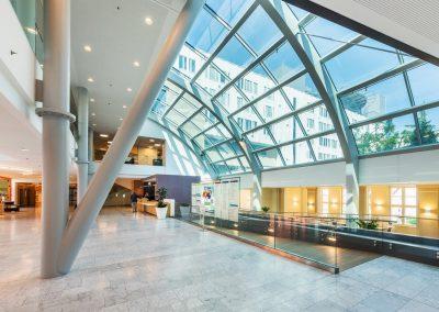 Universitätsklinikum Haus C  St. Pölten / NÖ