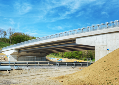 Westautobahn / Brücke A1.Ü015  Abschnitt Steinhäusl / NÖ